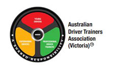 Be My Trainer Drive School is Official member in Australian Driver Trainers Association (Victoria)